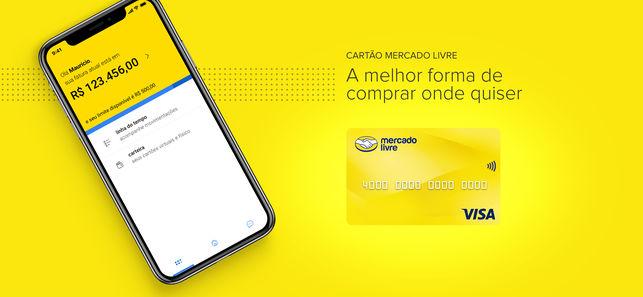 Mercado Livre lança o seu cartão de crédito - Saiba Mais
