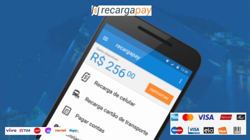 A fintech RecargaPay agora está concedendo através do seu aplicativo, um empréstimo instantâneo e sem consulta ao SPC e Serasa.