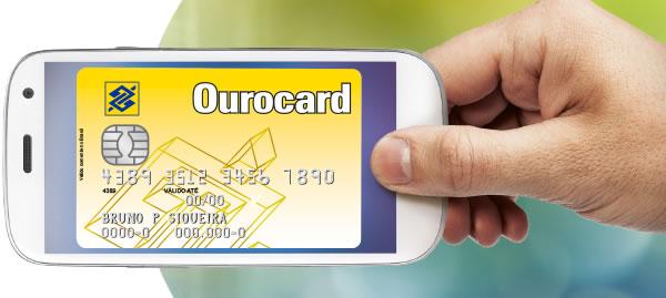 Avaliação Emergencial de Crédito nocartão OuroCard