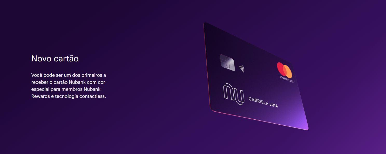 Como conseguir o cartão exclusivo do Nubank Rewards - Saiba Mais!