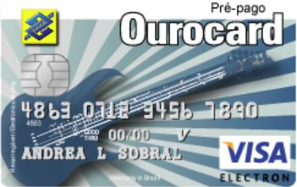 Cartão de Crédito Ourocard Pré-Pago Recarregável - Confira Já!