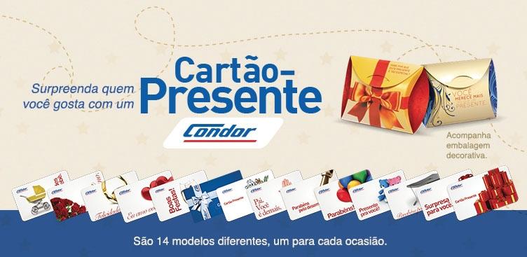 Cartão de crédito Condor disponibiliza limite bem elevado - Saiba Mais