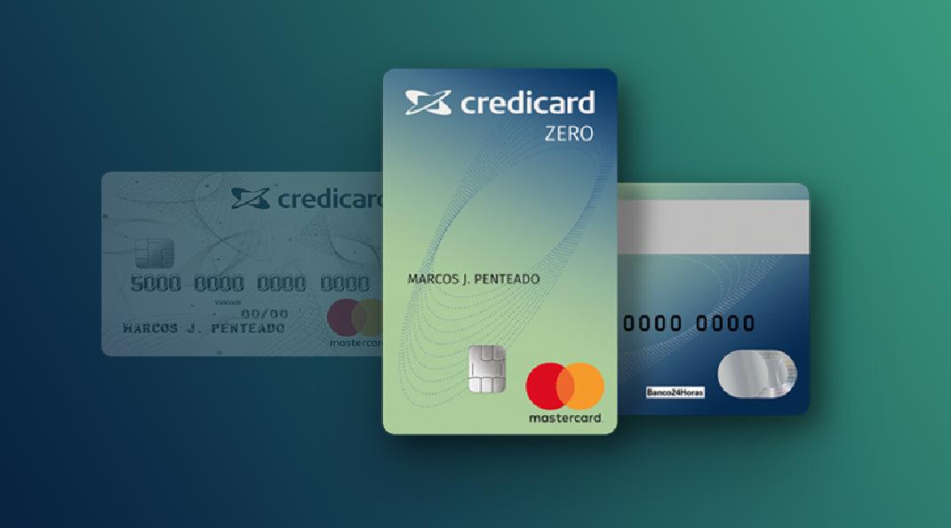 As vantagens do cartão Credicard Zero em relação ao Nubank