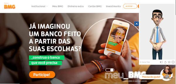Banco BMG lança o 'Poupa Pra Mim!', a maneira mais fácil de guardar dinheiro.