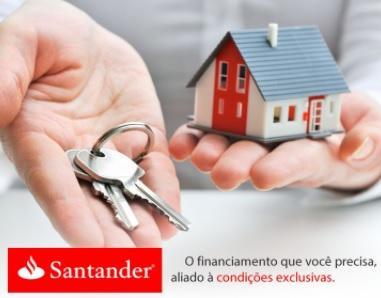 Financiamento ImobiliárioSantander
