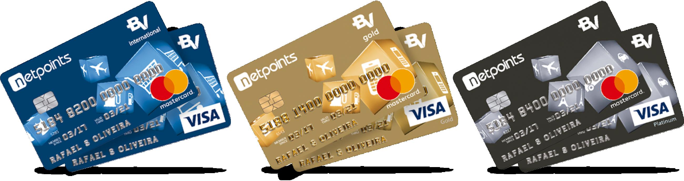 Cartão de Crédito Netpoints
