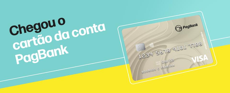 PagBank oferecer cartão de crédito sem anuidade - Confira Já!