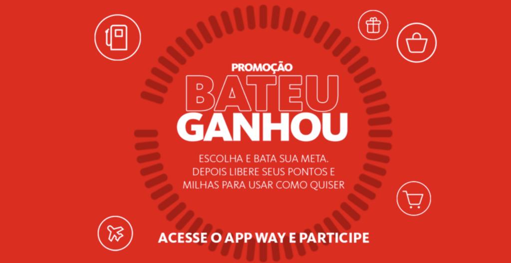 Promoção dos cartões Santander oferece prêmios com pontos/milhas
