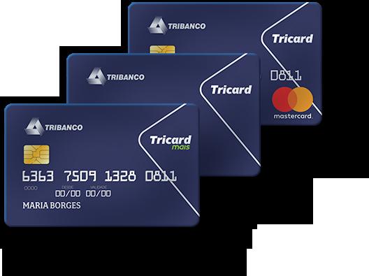 Cartão Tricard MasterCard