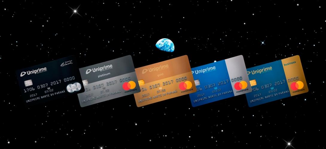 Cartão Uniprime Business Mastercard