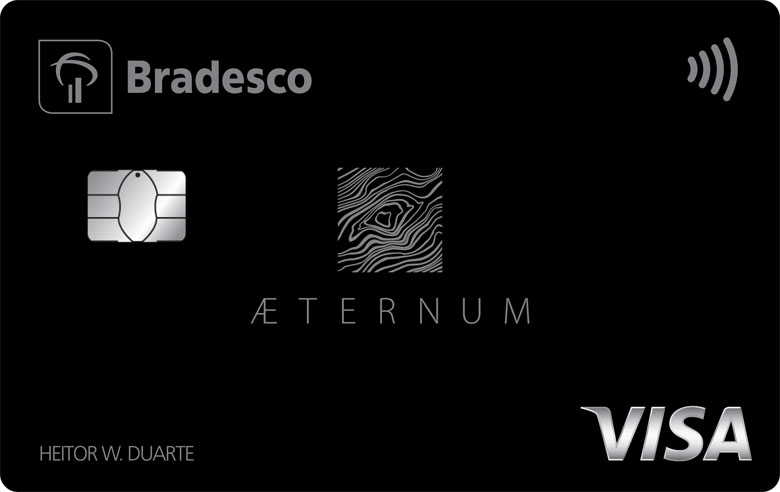 Cartão Aeternum Infinite Bradesco: Confira já como solicitar