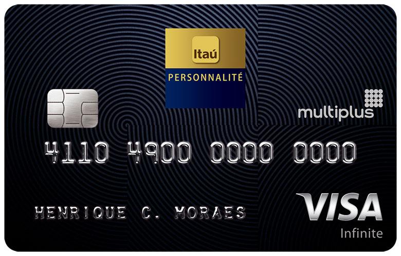 Conheça o Cartão Personnalité Multiplus Visa Infinite!
