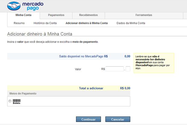 ercado Livre dá acesso a crédito pré-aprovado de até R$ 2.200,00 | Saiba Mais