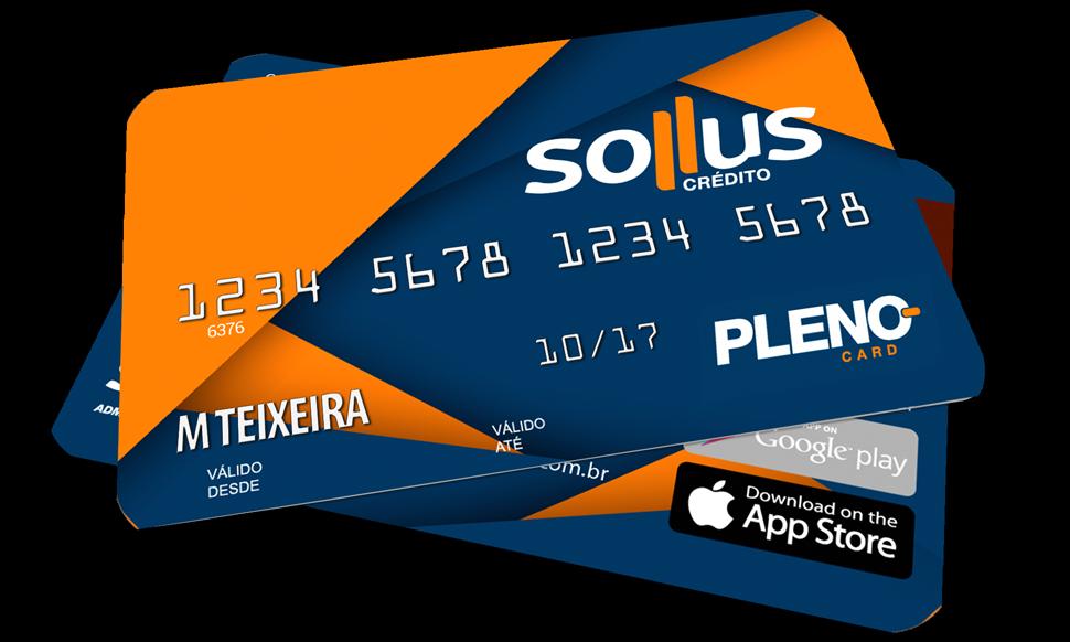 Cartão de Crédito Sollus Cabal