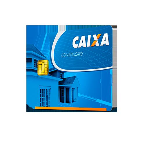 Cartão Construcard da Caixa - Financiamento de Compras de Materiais Para Construção!