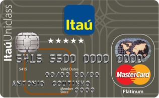 Cartão de Crédito Itaú Uniclass - Confira os Tipos e as Taxas de Anuidade!