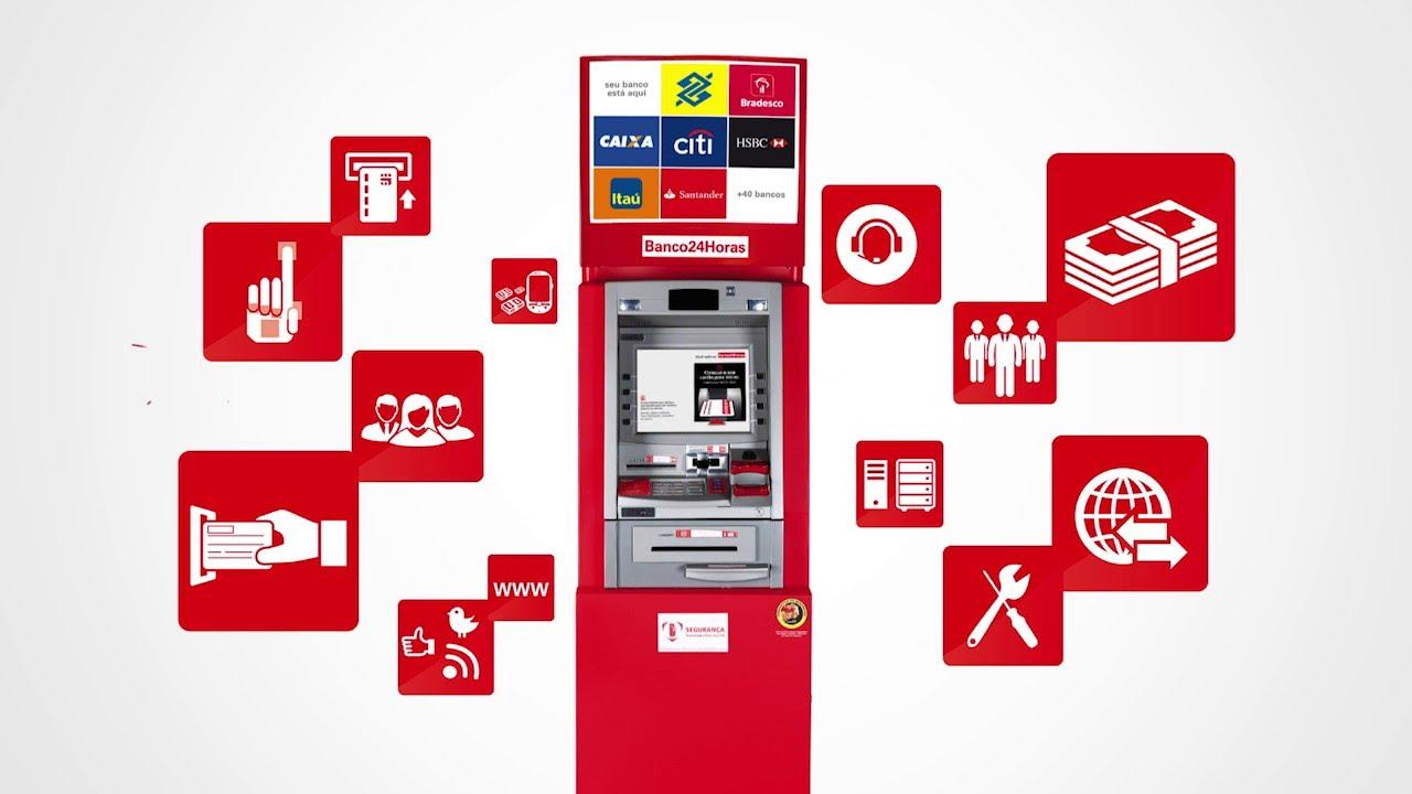 Por que o Banco Inter não cobra pelo saque no Banco24Horas como o Nubank?