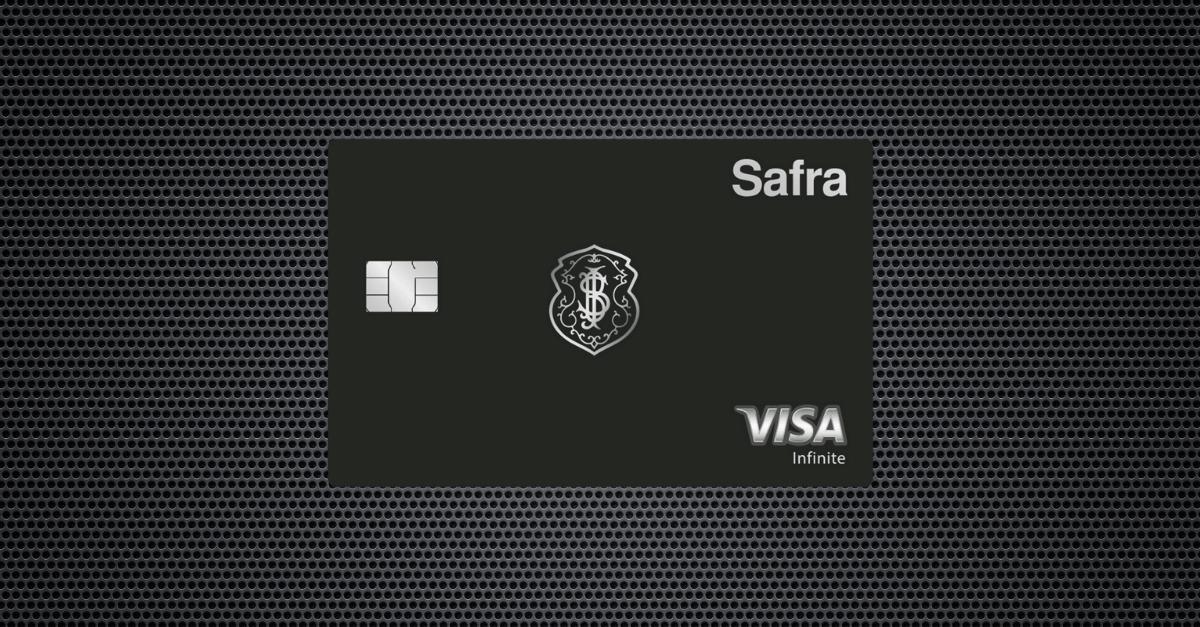 Novo Safra Visa Infinite: acumula mais pontos por dólar - Saiba Mais!