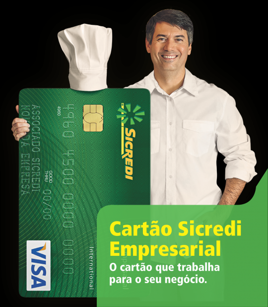 Sicredi Empresarial – Confira Como Solicitar o Cartão de Crédito