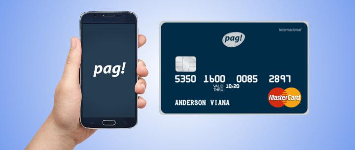 Cartão de Crédito Meu Pag! - Sem Burocracia & Sem Anuidade!