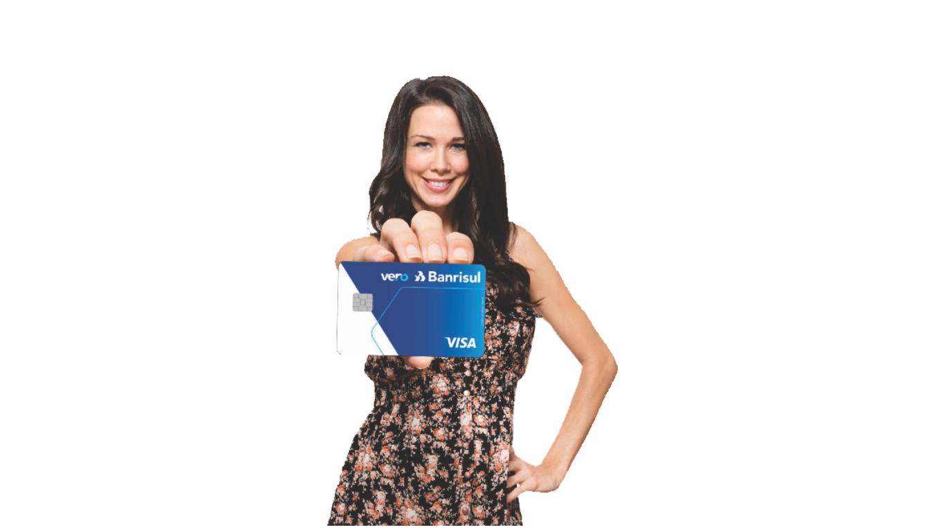 Cartão Pré-pago Banrisul Visa Vero - Saiba Como Funciona Suas Taxas de Anuidade!
