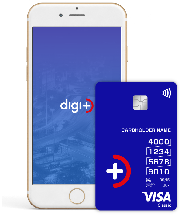 Banco Digimais oferece cartão de crédito sem anuidade e aceita negativados