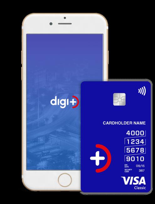 Conta Digital Digi+   Confira Como Funciona e as Taxas Cobradas!