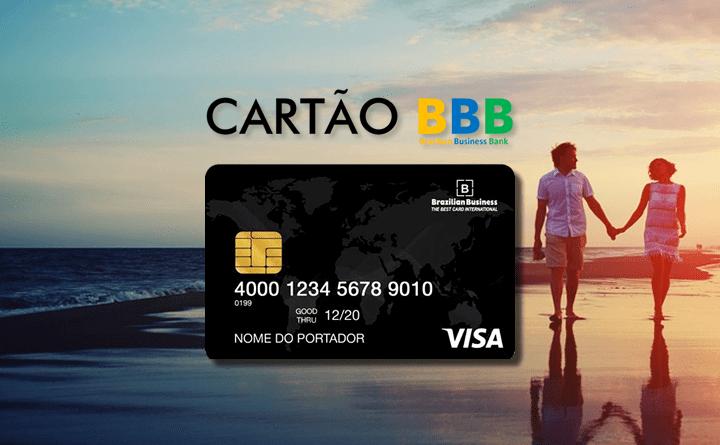 Cartão BBB Visa Limite Alto Sem Consulta ao SPC e Serasa
