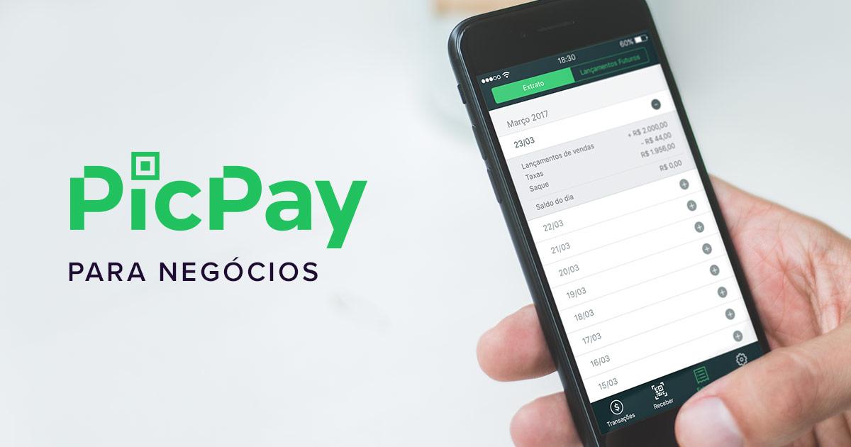 Conheça o App de Pagamentos PicPay | Saiba Como Funciona e Seus Benefícios