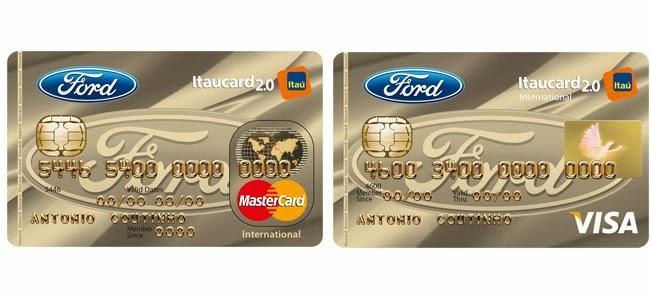 Cartão de Crédito Ford Itaucard 2.0 | Confira!