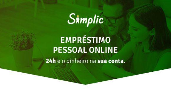 Empréstimo Pessoal Online Simplic | Confira e Solicite!