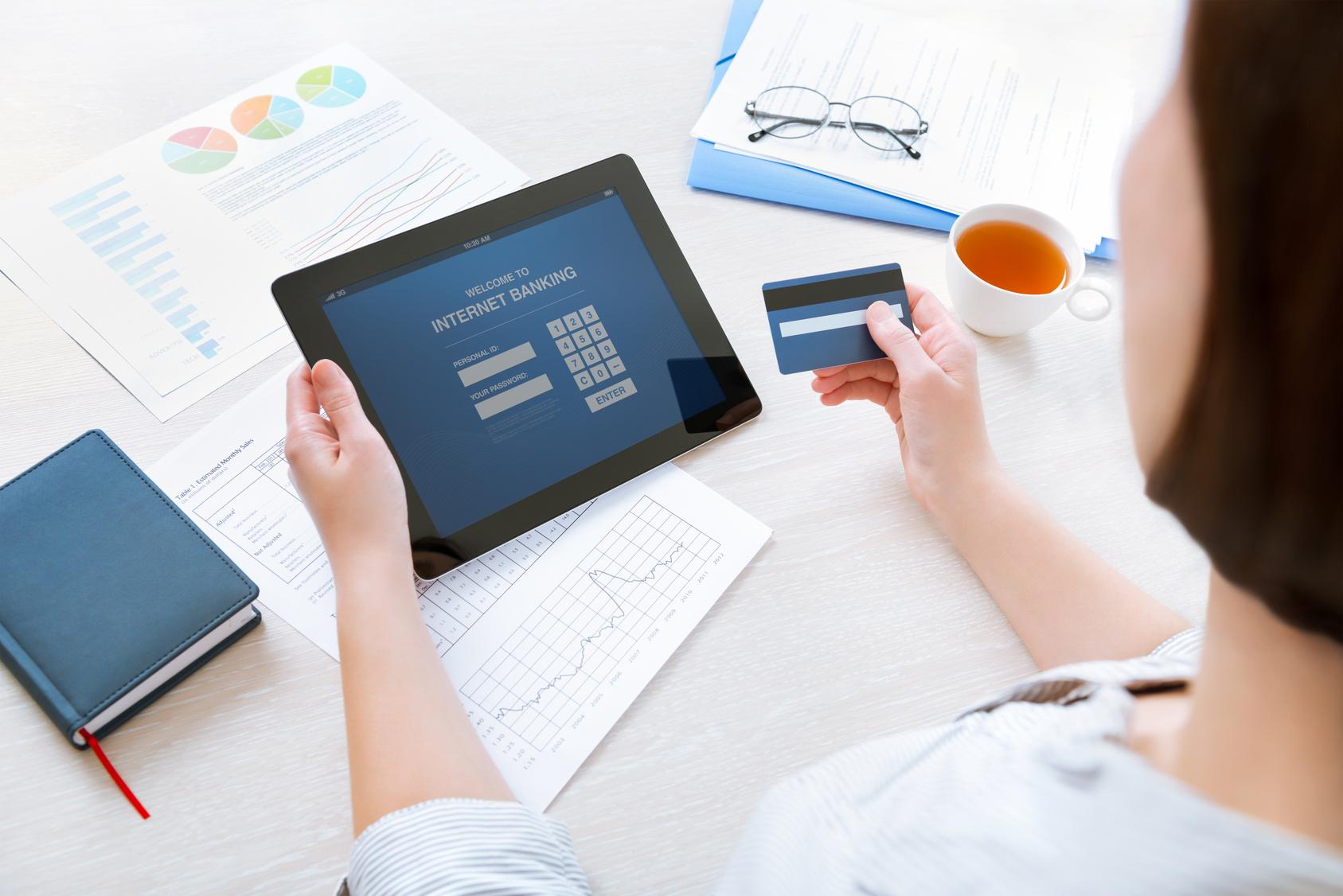 Conta Digital X Internet Banking   Confira!