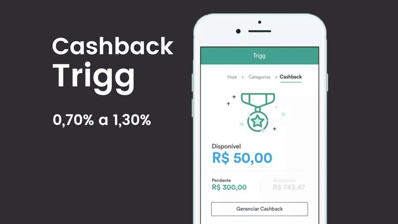 Confira Como é o Funcionamento do Sistema Cashback do Cartão Trigg