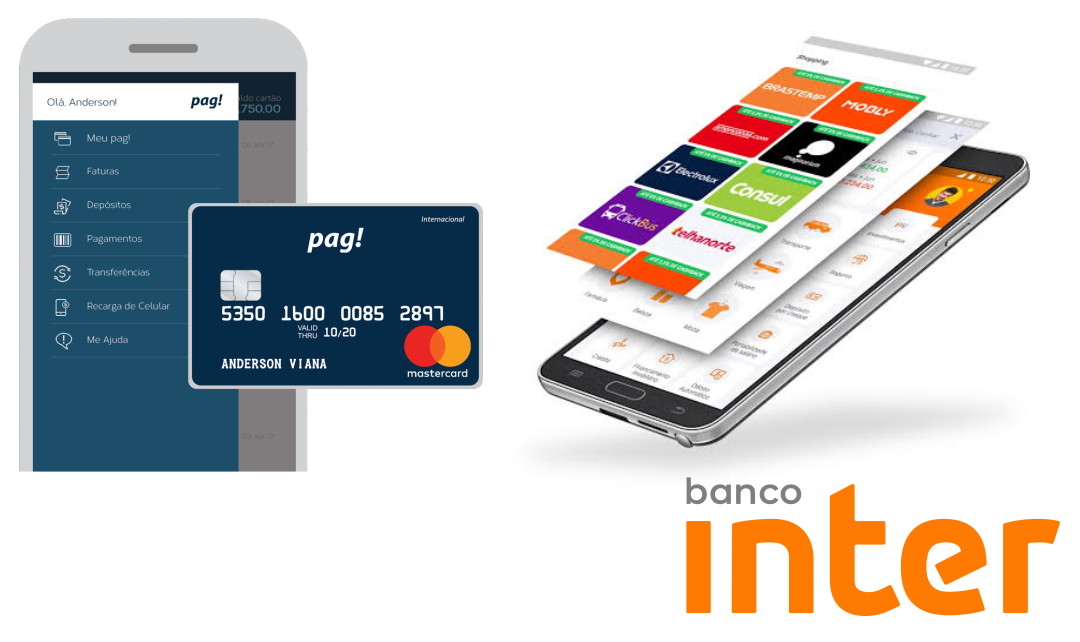 Banco Inter ou Meu Pag! Qual Oferece a Melhor Conta Digital?