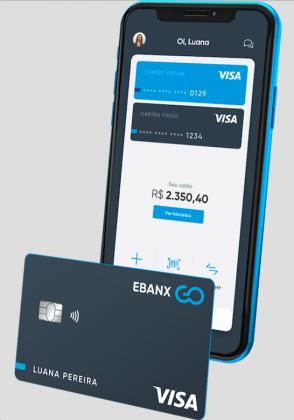 Ebanx lança conta digital
