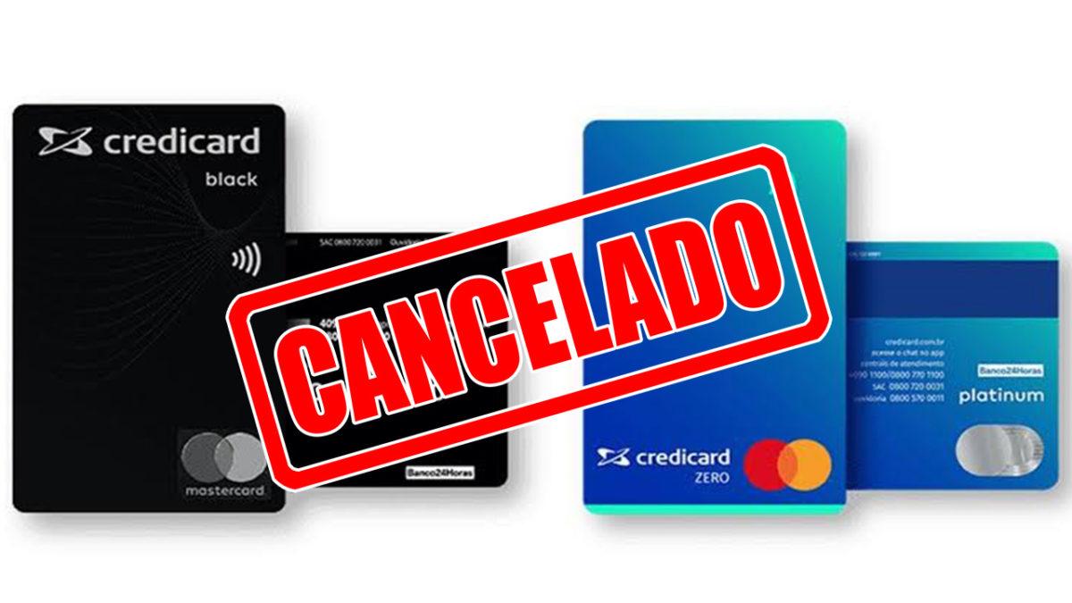 Credicard reduz limite ou até cancela cartões de crédito, saiba como evitar