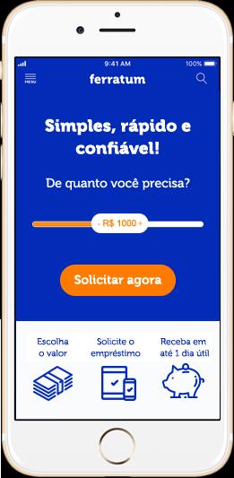 Empréstimo Ferratum Money: Sem enviar documentos é ideal para autônomos