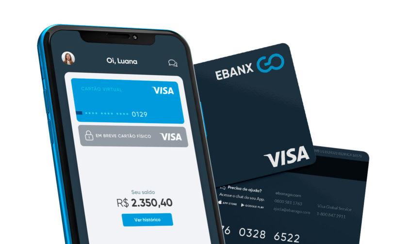 Veja o que a nova Conta Digital EBANX GO tem a oferecer!