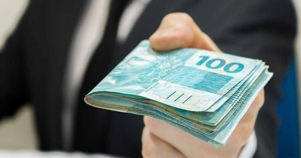 Guia para pedido de empréstimo
