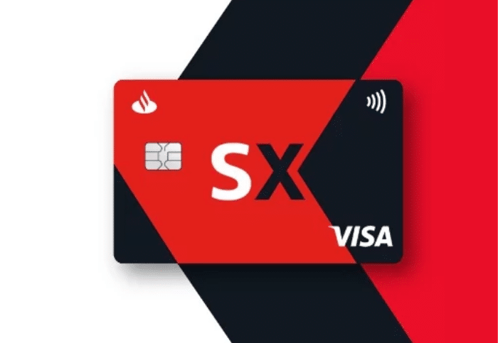 Anuidade e taxas do cartão Santander SX - Meu Crédito Digital