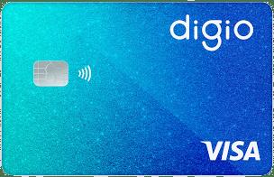 Cartão Digio possui anuidade ou tarifas - Meu crédito digital