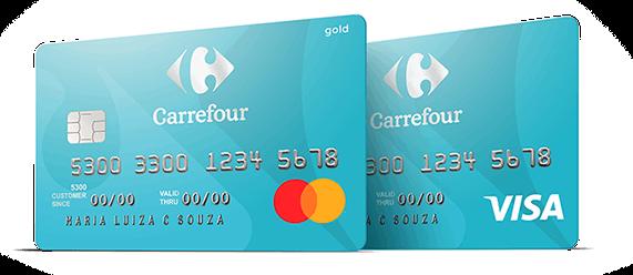 Cartão loja Carrefour - Meu Crédito Digital