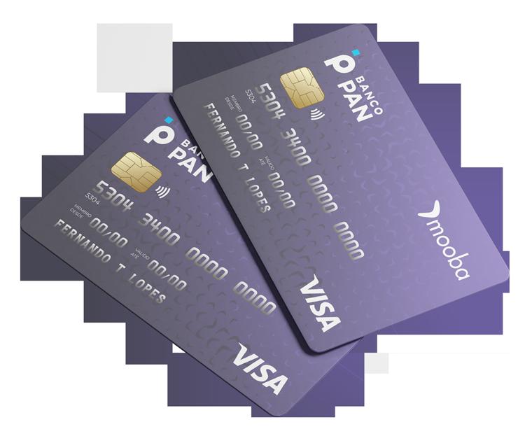 Cartão Mooba sem Anuidade e com Cashback