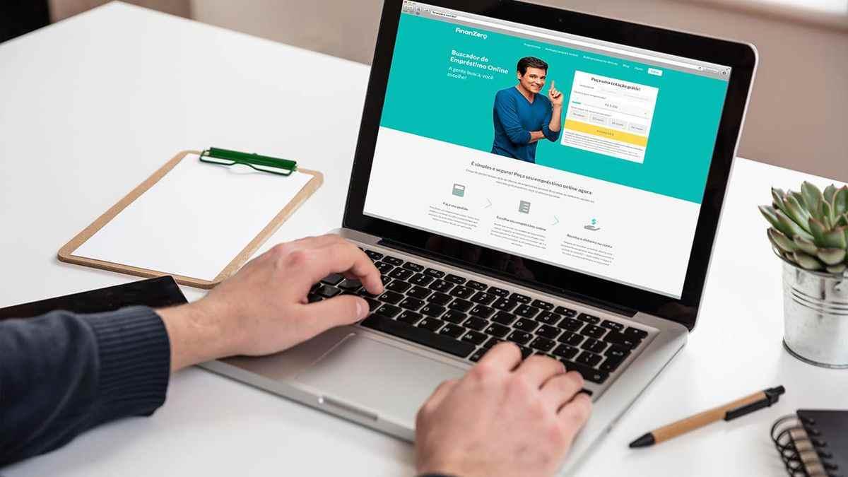 Empréstimo na FinanZero: Compare os melhores créditos online - Meu Crédito Digital