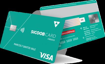 Cartão de crédito Sicoobcard Visa Clássico: Saiba como solicitar o seu e ser aprovado rapidamente