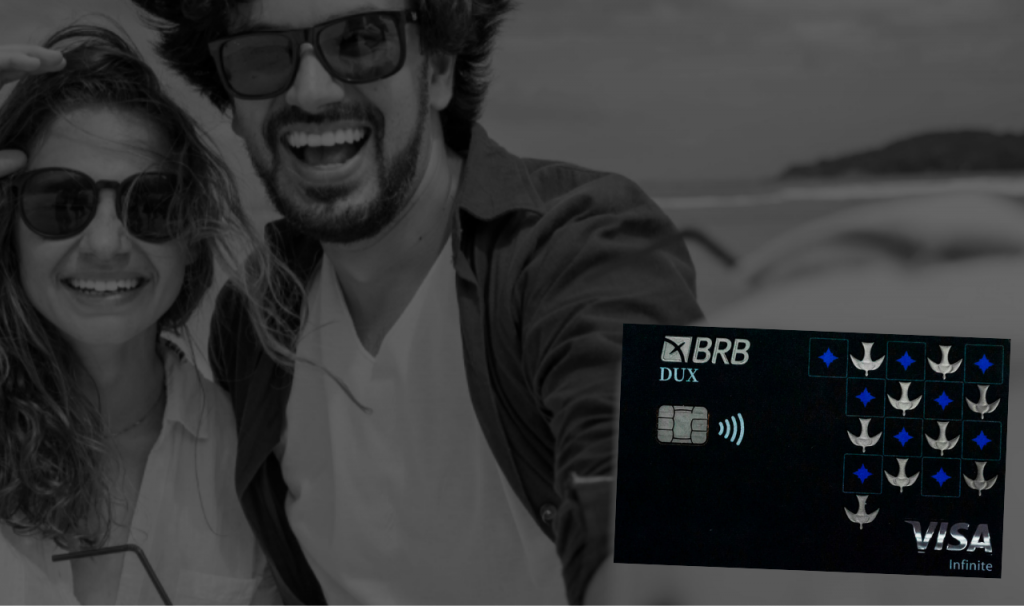 Cartão de crédito BRB Dux Visa Infinite: Como solicitar e fica 100% isento da anuidade