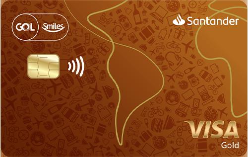 Cartão Smiles Santander Gold com vantagens exclusivas em milhas: Como solicitar online