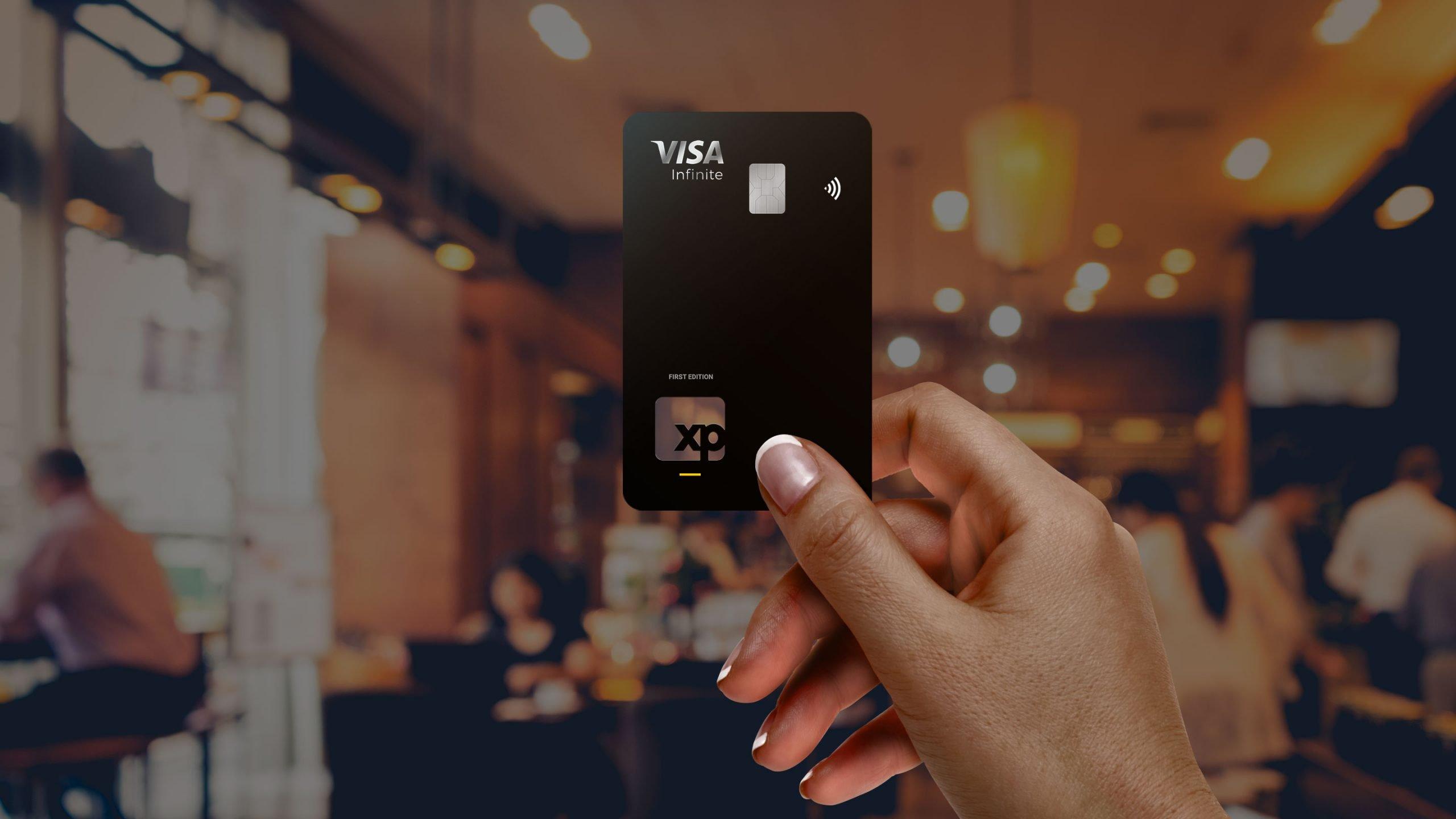Cartão de crédito XP Internacional Visa: Como solicitar utilizando seu celular e começar investir