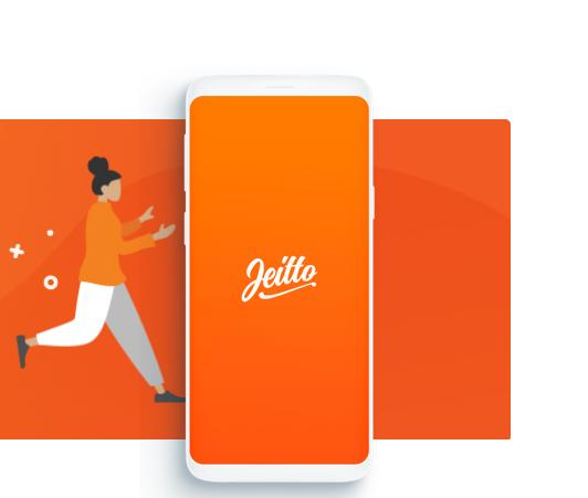 Empréstimo pessoal Jeitto: Limite disponível imediatamente após cadastro