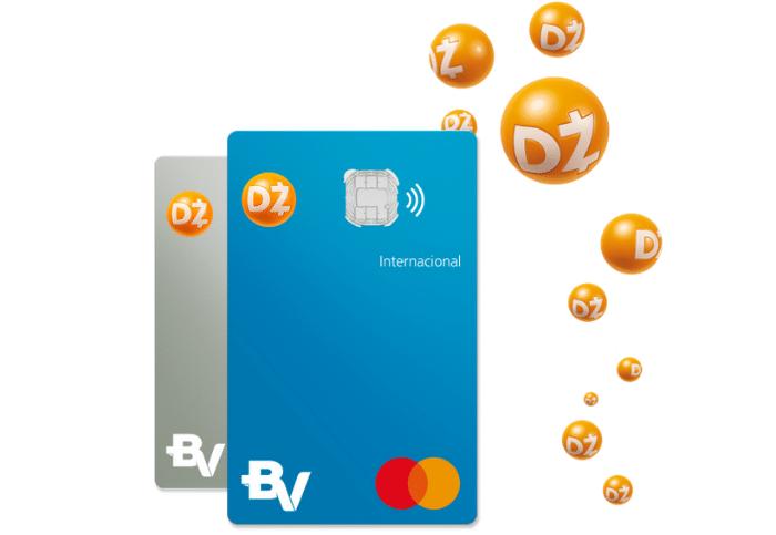 Cartão de crédito Dotz BV e Banco do Brasil